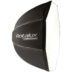 Elinchrom Rotalux DEEP Octa-Softbox (achteckig) Ø 100cm, drehbar, inkl. gratis Transporttasche
