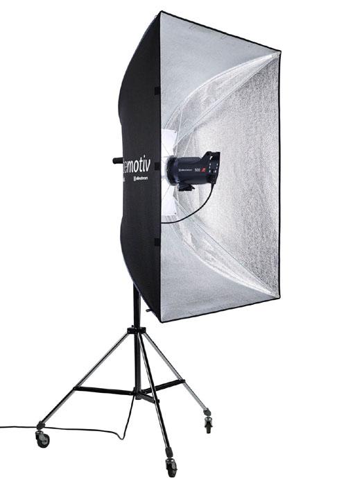 Elinchrom Indirect Litemotiv Square 145x145cm (nur 4,9 kg Gewicht
