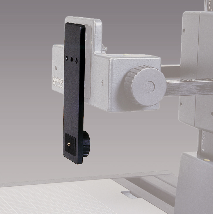 KAISER Nahaufnahme-Adapter für Kamerastativ RSP rePRO