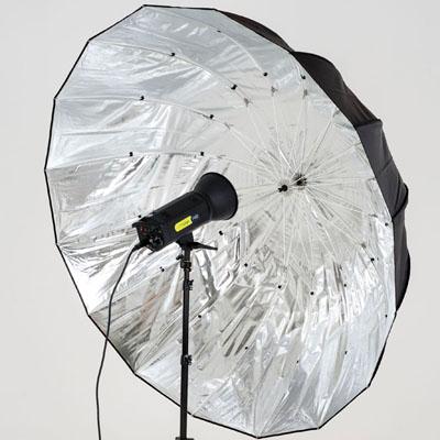 Lastolite Mega Parabol-Studioschirm silber 157cm