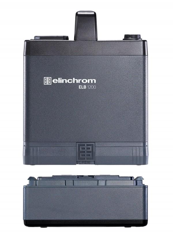 Elinchrom ELB 1200 - HI-SYNC To Roll Set