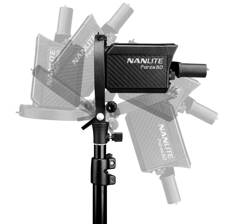 KAISER NANLITE Adapter für Bowens® Bajonett