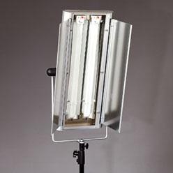 KAISER Flächenleuchte proVision 2.55 HF mit 2 Lichtklappen