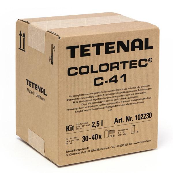 Tetenal C-41 Negativ-Kit (2-Bad) für 2,5 l