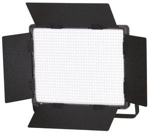KAISER LED-Flächenleuchte NANLITE 900CSA, Leuchtfläche 33x25,5cm