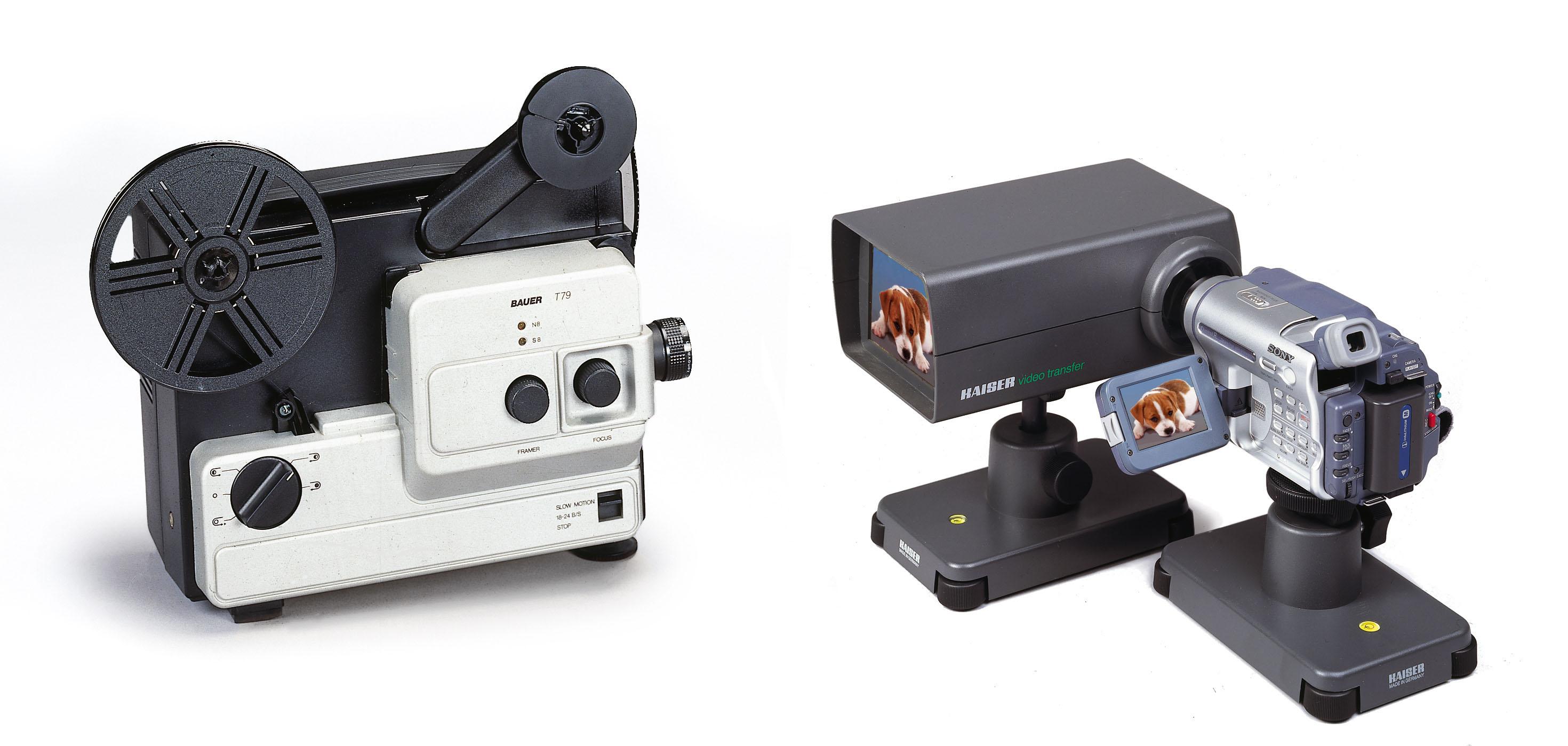 KAISER Video-Transfer-Set