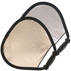 Lastolite TriGrip Faltreflektor 45cm SUNLITE/SOFT SILBER