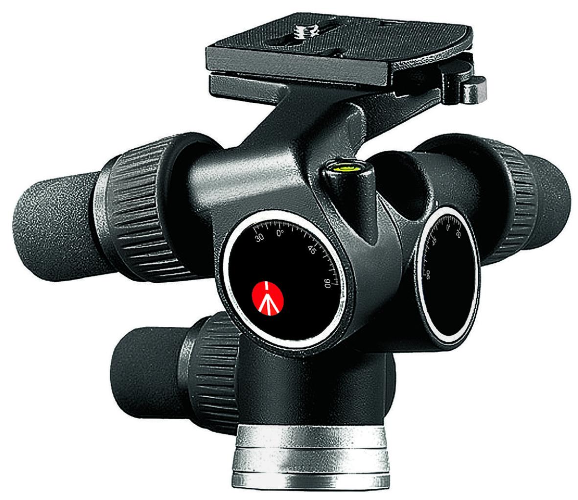 Manfrotto 405 Pro Digital 3D Getriebeneiger