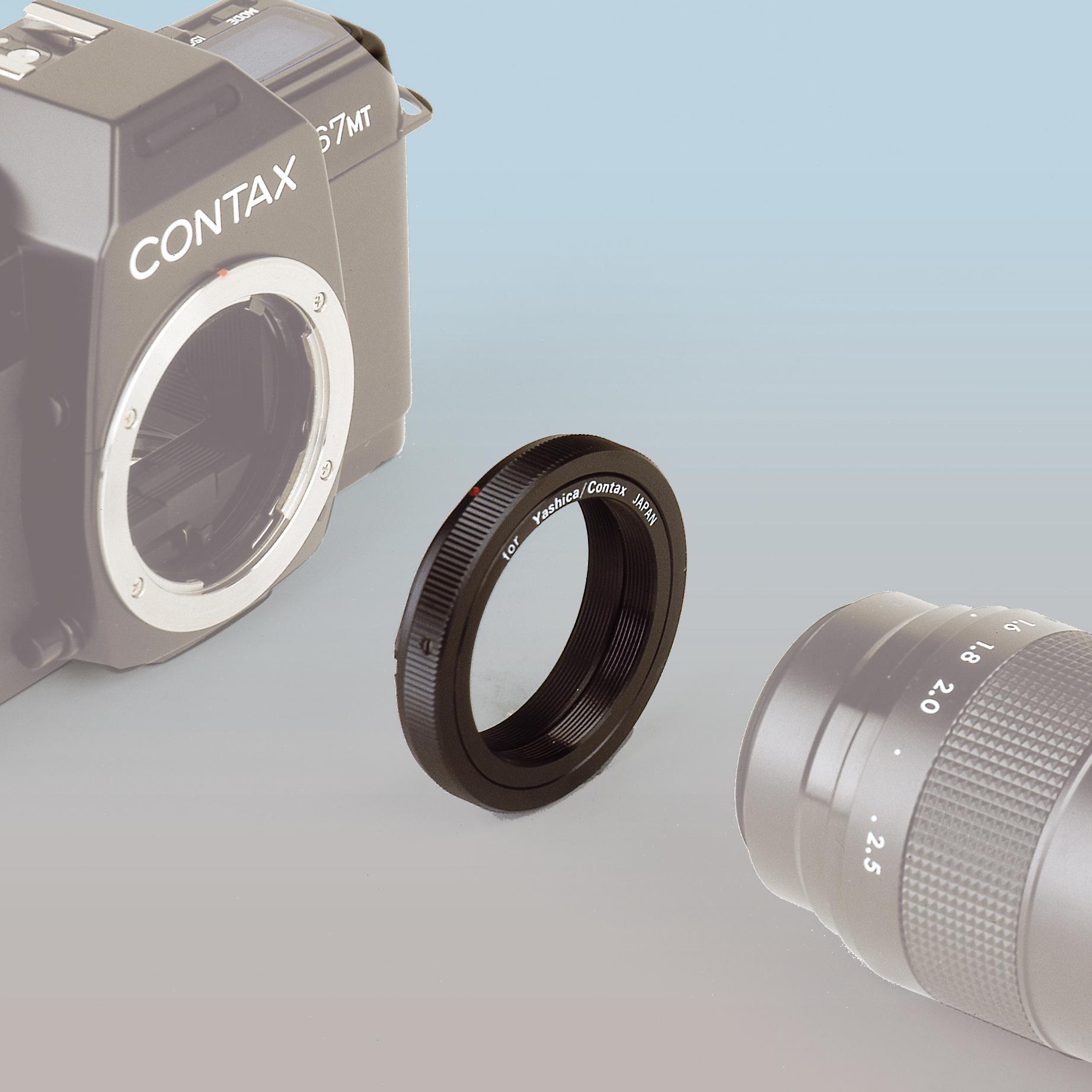 KAISER T2-Adapter für Canon EOS