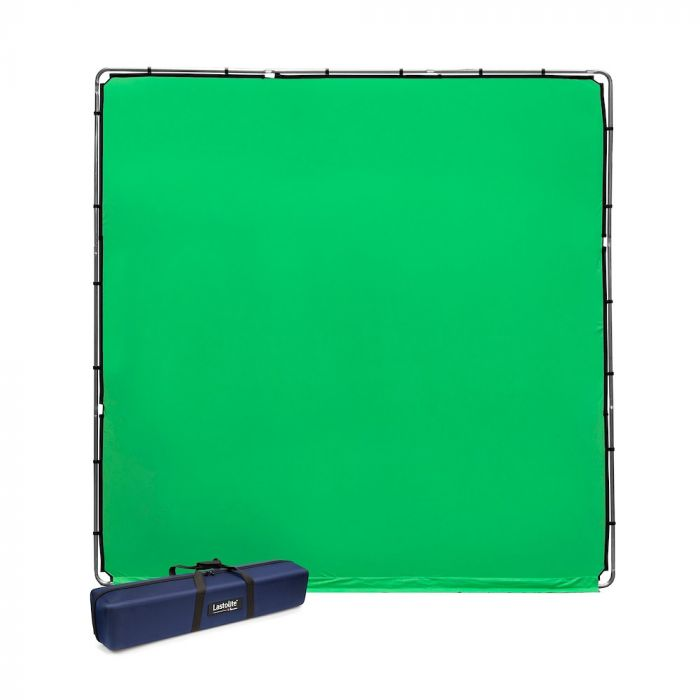 Lastolite StudioLink Chroma Key Kit 3x3m, Greenbox grün