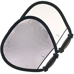 Lastolite TriGrip Faltreflektor 45cm SILBER/WEISS