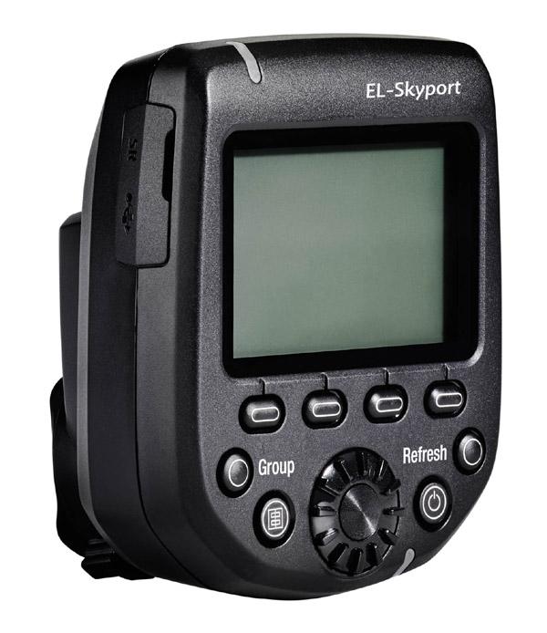 Elinchrom ELB 400 – HI-SYNC To Go Set für CANON (LI-ION)