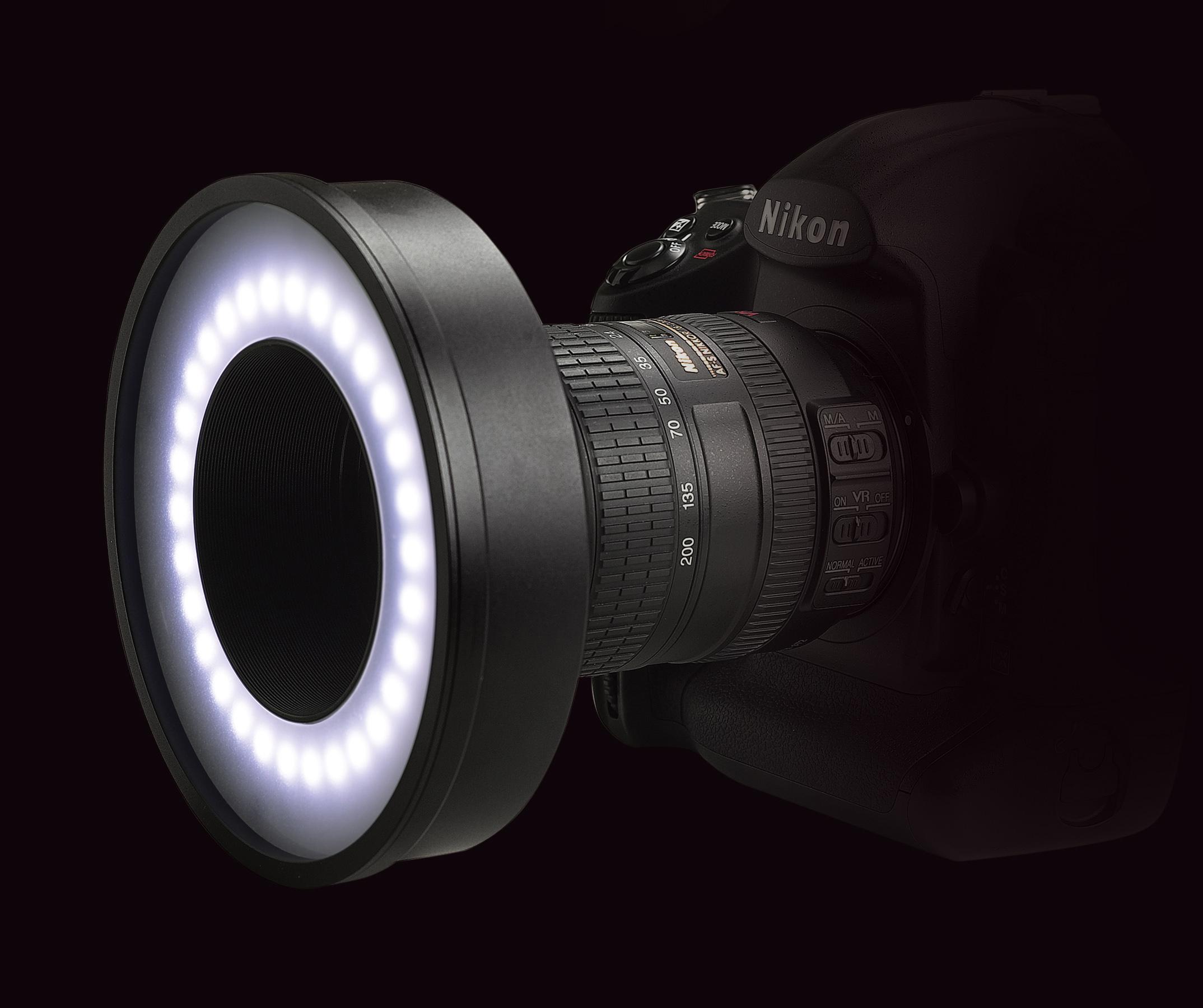 KAISER LED Ringleuchte KR90