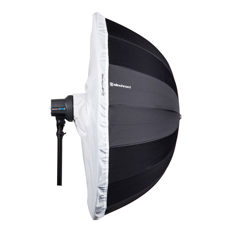 Elinchrom transparente Abdeckung für die reflektierenden Studioschirme Deep 125cm