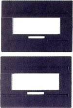 KAISER Formatmasken 24 x 66 mm SYSTEM-V