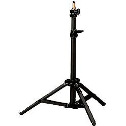 Lampenstativ schwarz 48-110cm