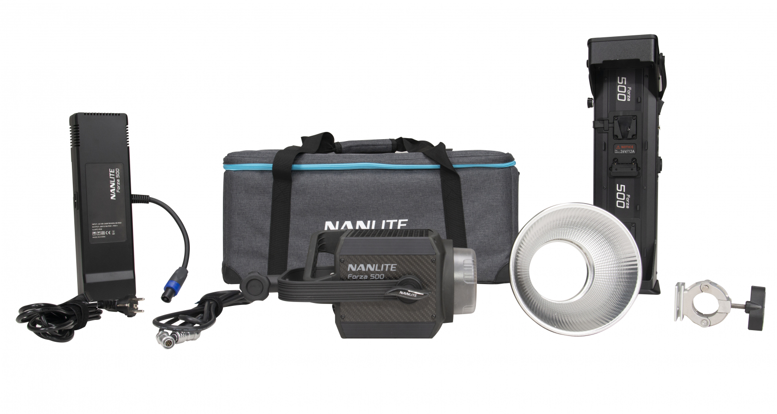 KAISER NANLITE Forza 500 LED-Leuchte