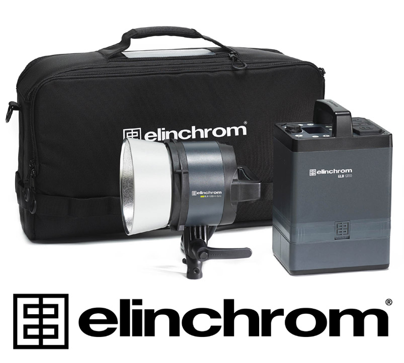 Elinchrom ELB 1200 - HI-SYNC To Go Set