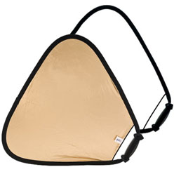 Lastolite TriGrip Faltreflektor 75cm GOLD/WEISS