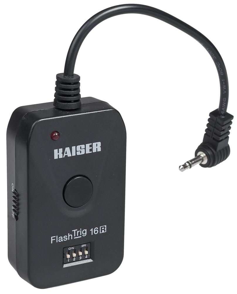 KAISER Zusatz-Empfänger FlashTrig 16R