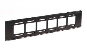 KAISER Filmstreifenhalter für K6506 Dia-Duplikator Digital