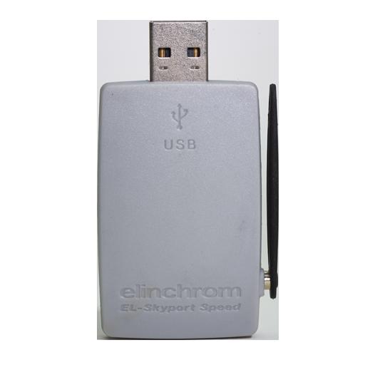 Elinchrom Skyport USB RX MK-II zur Fernbedienung von RX und ELC Geräten per Computer