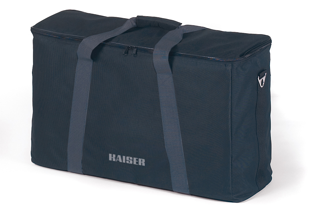 KAISER Studio-Transporttasche für 2-3 Studioleuchten
