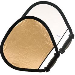 Lastolite TriGrip Faltreflektor 45cm GOLD/WEISS