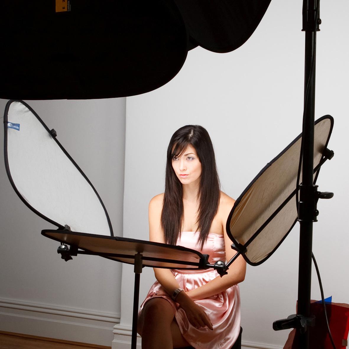 Lastolite Triflector MkII Portraitreflektor-Kit