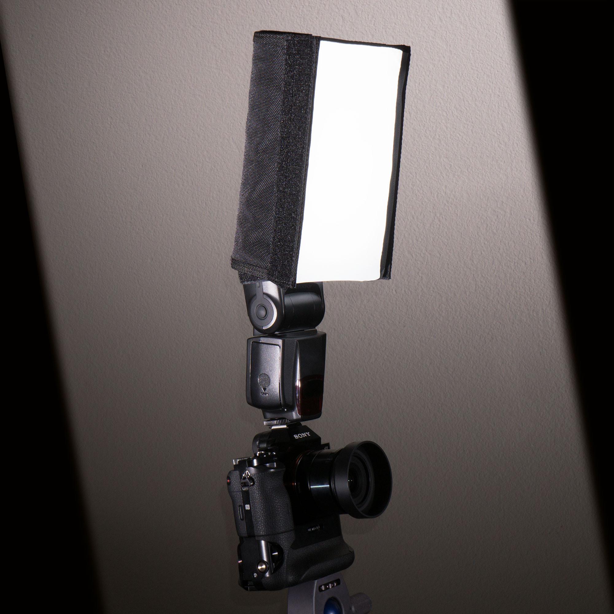 HONL Photo Speed Snoot MK2 - 3 in 1 - Snoot Spotvorsatz / Reflektor / Softbox