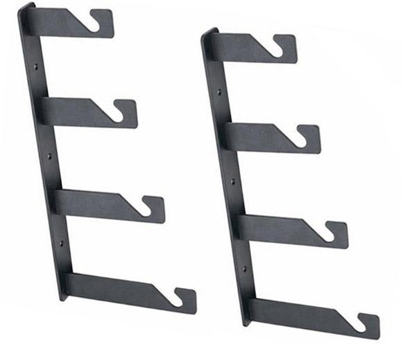Vierfachhaken-Paar zur Hintergrundkarton-Befestigung