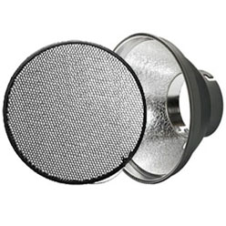 Elinchrom Quadra ø 18cm Reflektor + Wabengitter 30°