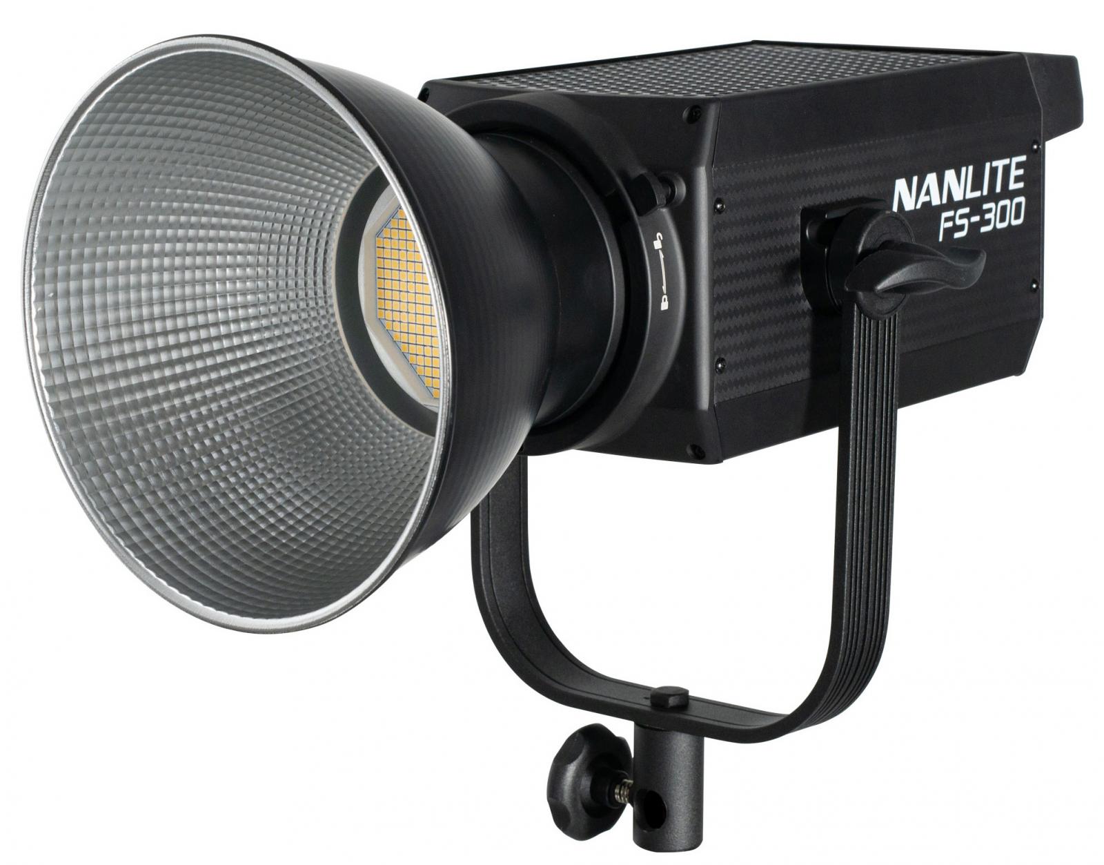 KAISER NANLITE Studio-Scheinwerfer FS-300