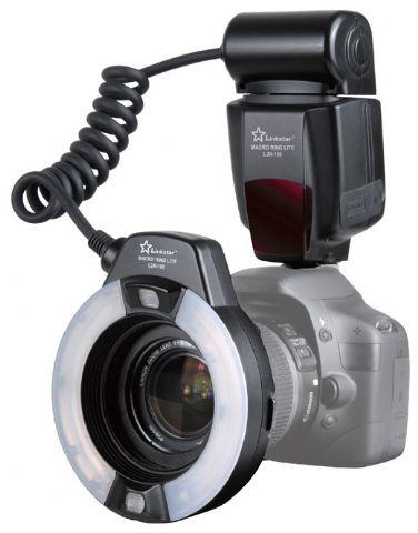 Linkstar Macro Ringblitz L2R-100 Universal