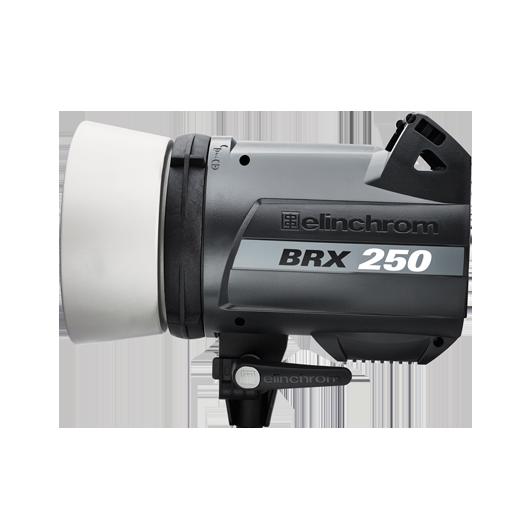 Elinchrom BRX 250 (250Ws) - mit integriertem Skyport Empfänger!