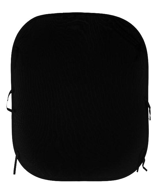 Lastolite faltbarer Hintergrund 1,8 x 2,1m schwarz