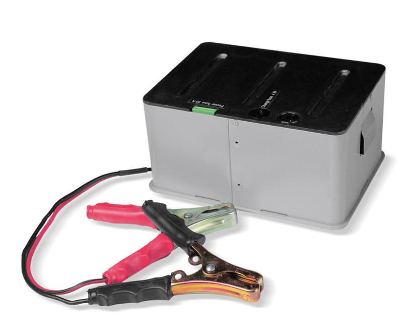 Elinchrom Autobatterie Adapter