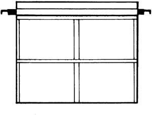 Kenro Dia-Archivhüllen für 8 Stk. 10x15cm Formate, ohne Schienen
