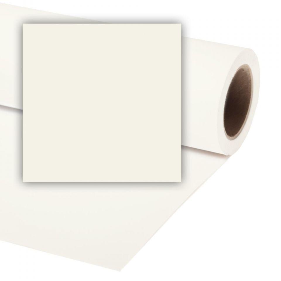 Colorama Hintergrundkarton - Polar White / cremeweiß