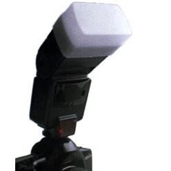 STO-FEN Blitz-Diffusor weiß (Blitzgerät nicht im Lieferumfang)