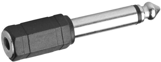 Elinchrom Klinkenadapter 6,3mm Klinke auf 3,5mm Klinke