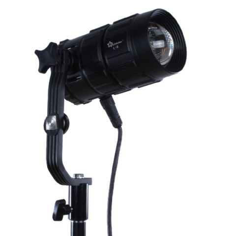 Linkstar Lucia L-3 Mini LED Fresnel Leuchte 30W