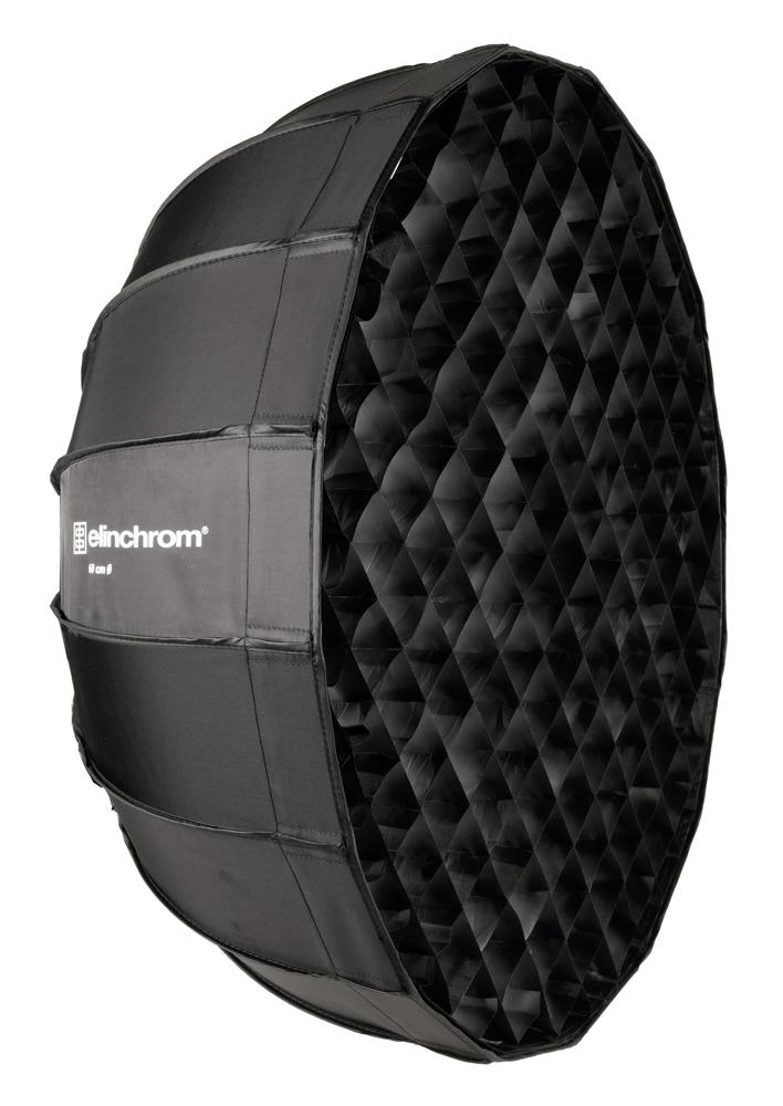 Elinchrom Octabox 60cm, inkl. 30° Wabe
