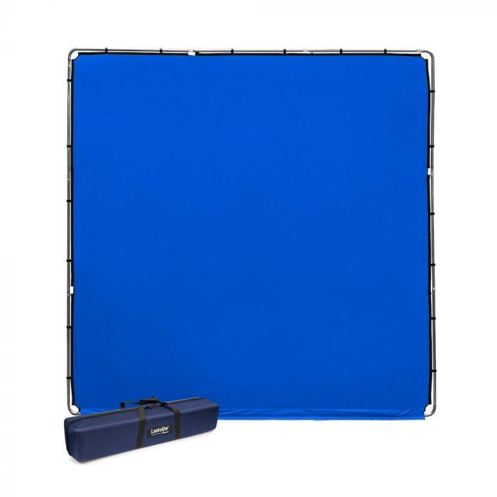 Lastolite StudioLink Chroma Key Kit 3x3m, Bluebox blau