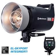 Elinchrom ELC Pro HD 1000 (1000 Ws)