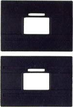 KAISER Formatmaske 24 x 36 mm