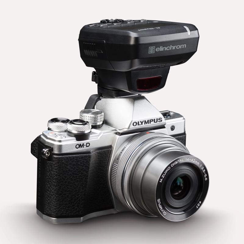 Elinchrom HS Upgrade-Set für Olympus & Panasonic Kameras mit Quadra bzw. ELB Akkugeneratoren