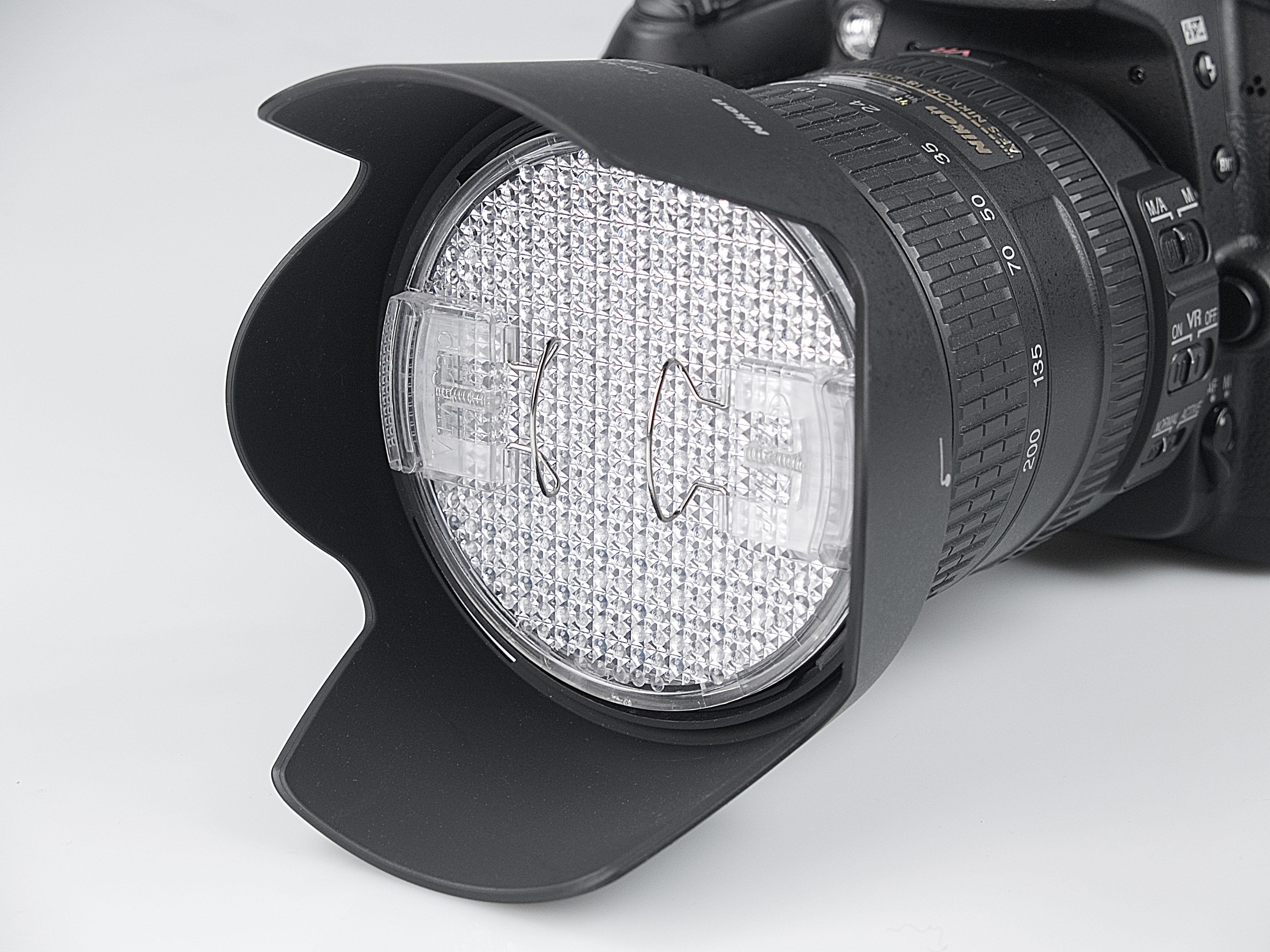 KAISER Weißabgleich-Filter Vivicap ø 72 mm